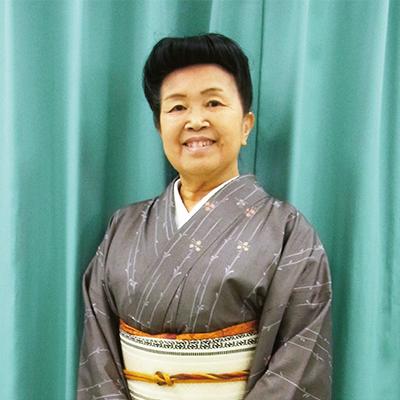 主任講師 佐々木 正子