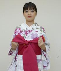しだれ桜:手順7
